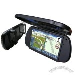 7 inch HD Rearview mirror Monitor with Bluetooth GPS