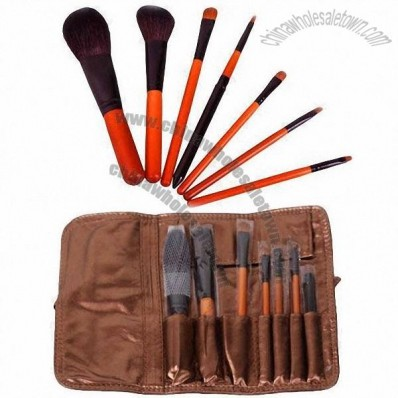7-piece Makeup Brush Set