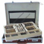 72/84PCS Stainless Steel Cutlery Set