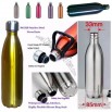 750ML Stainless Steel Sports Water Bottle THERMOS For Bike/Hunt/Camping