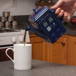 750ml Doctor Who TARDIS Teapot