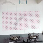 Heat-resistant, Easily Clean Kitchen Grease Stickers