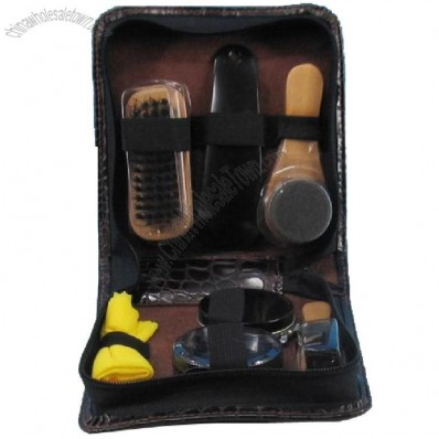 7pc Shoe Shine Kit