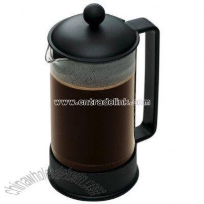 8-Cup Coffee Press - Black