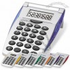 8 Digit Flip-n-Fold Imprinted Calculator