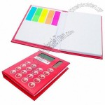 8 Digital NotePad Calculator