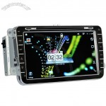 8 Inch Android 2.3 Car DVD Player for Volkswagen (2 DIN, 3G + WiFi, GPS)