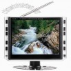 8 inch LCD TV with Card Reader, USB & Digital Photo Frame Function