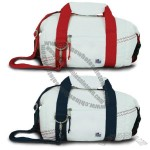 8-pack soft Sailcloth Insulated Cooler Bag
