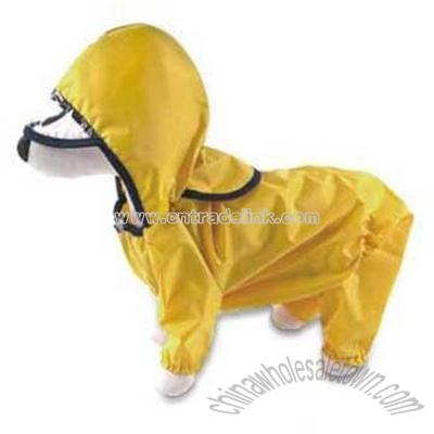 Boneheads Waterproof Raincoat for Dogs at PETCO