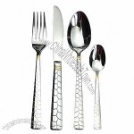 87-piece Cutlery Set with 2mm Table Spoon
