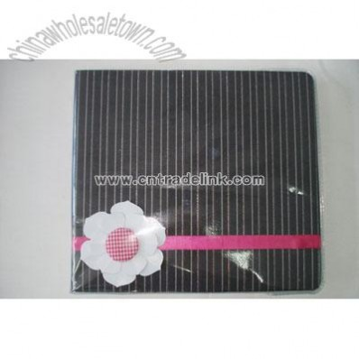 8*8 Stripe Blossom Scrapbook Album