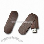 8GB Wooden USB Flash Drives