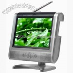 9.2inch TFT LCD Mobile DVB-T Receiver/Analog TV Tuner