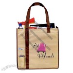 90G environmentally friendly Polypropylene shopping tote