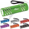 9LED Aluminum Mini Flashlight