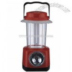 9W Rechargeable Handy Light with Spotlight