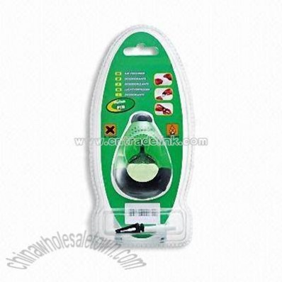 9mL Car Air Freshener with Glass Container