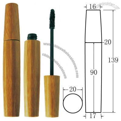 9ml Bamboo Mascara Case