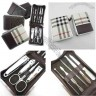 9pcs Manicure Pedicure Set in Zipper Bag