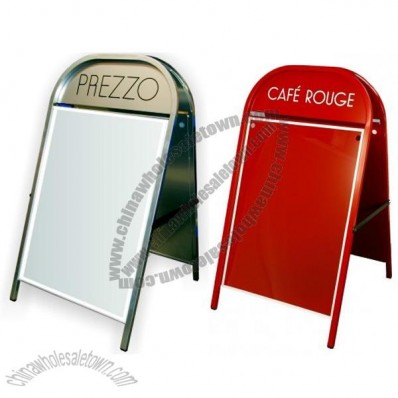 A1 Metal Poster A-boards