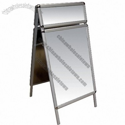 A1 size A Board - Snap Frame with Header Panel