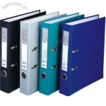 A4 2-inch easy clip file folder - PVC surface