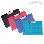 A4 PVC clip boards with plates