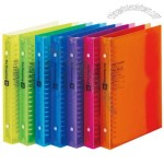 A5/B5 Colored Translucent File Holder
