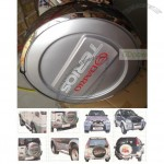 ABS Chromed Spare Tyre Cover for DAIHATSU TERIOS