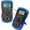 AC/DC or Digital Multimeter with AC Voltages of 200 to 600V