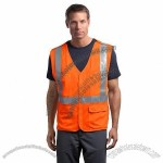ANSI Class 2 Breakaway Mesh Safety Vest