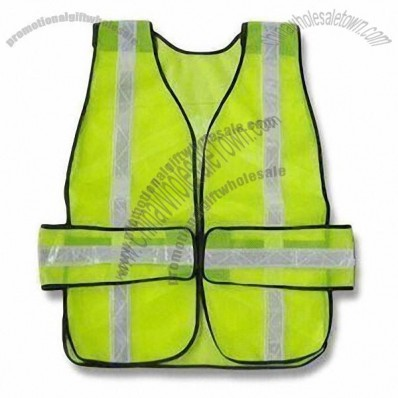 ANSI Class 2 Expandable Vest with 3.5cm Width
