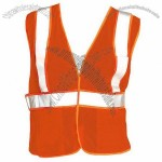 ANSI Class 2 Flame Retardant Mesh Safety Vest Orange