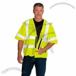 ANSI Class 3 Flame Retardant Solid Vest