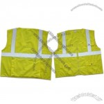 ANSI-approved Reflective Safety Vest