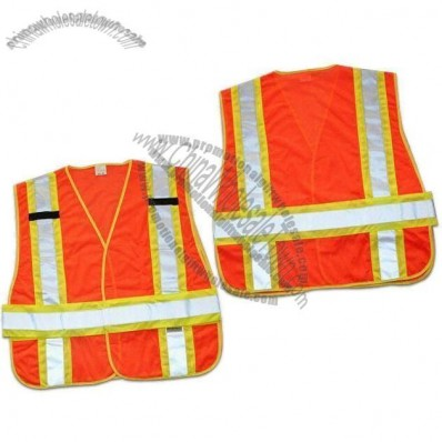 ANSI-approved Safety Vest(2)