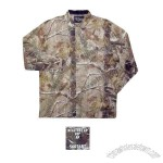 AP cotton long sleeve cape back hunting shirt.