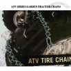 ATV Series Garden Tractor Snow Chains