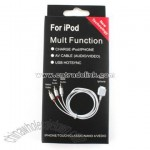 AV Cable for iPod