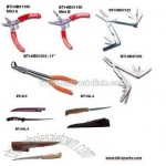 Accessories & Tools (Fishing Knife & Multi Function Clippers & Mini Fishing Pliers)