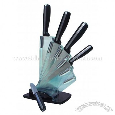 Acryl Knife Block