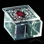 Acrylic Display Box for Housing