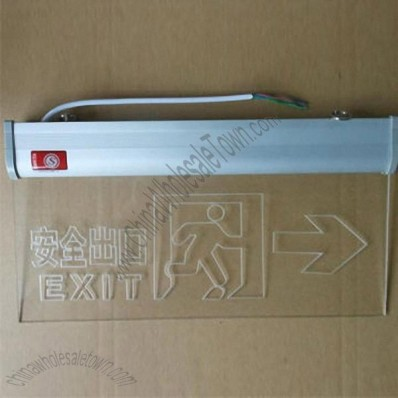 Acrylic High Quality LED Exit Signs