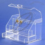Acrylic Jewellery Display Box for Earring