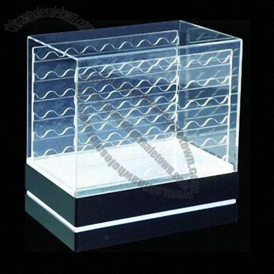 Acrylic LED Lighting Display Case