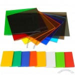 Acrylic Sheets, Acrylic Color Board