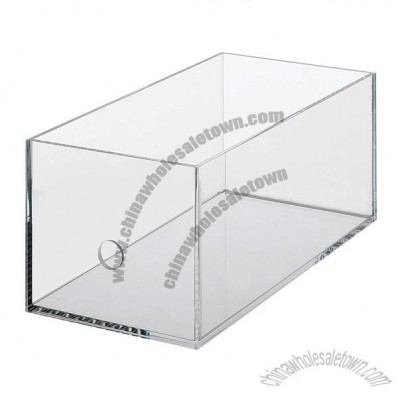 Acrylic Single CD Box