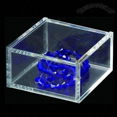 Acrylic Tray Box for Jewelries