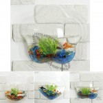 Acrylic Wall Mount Fish Aquarium